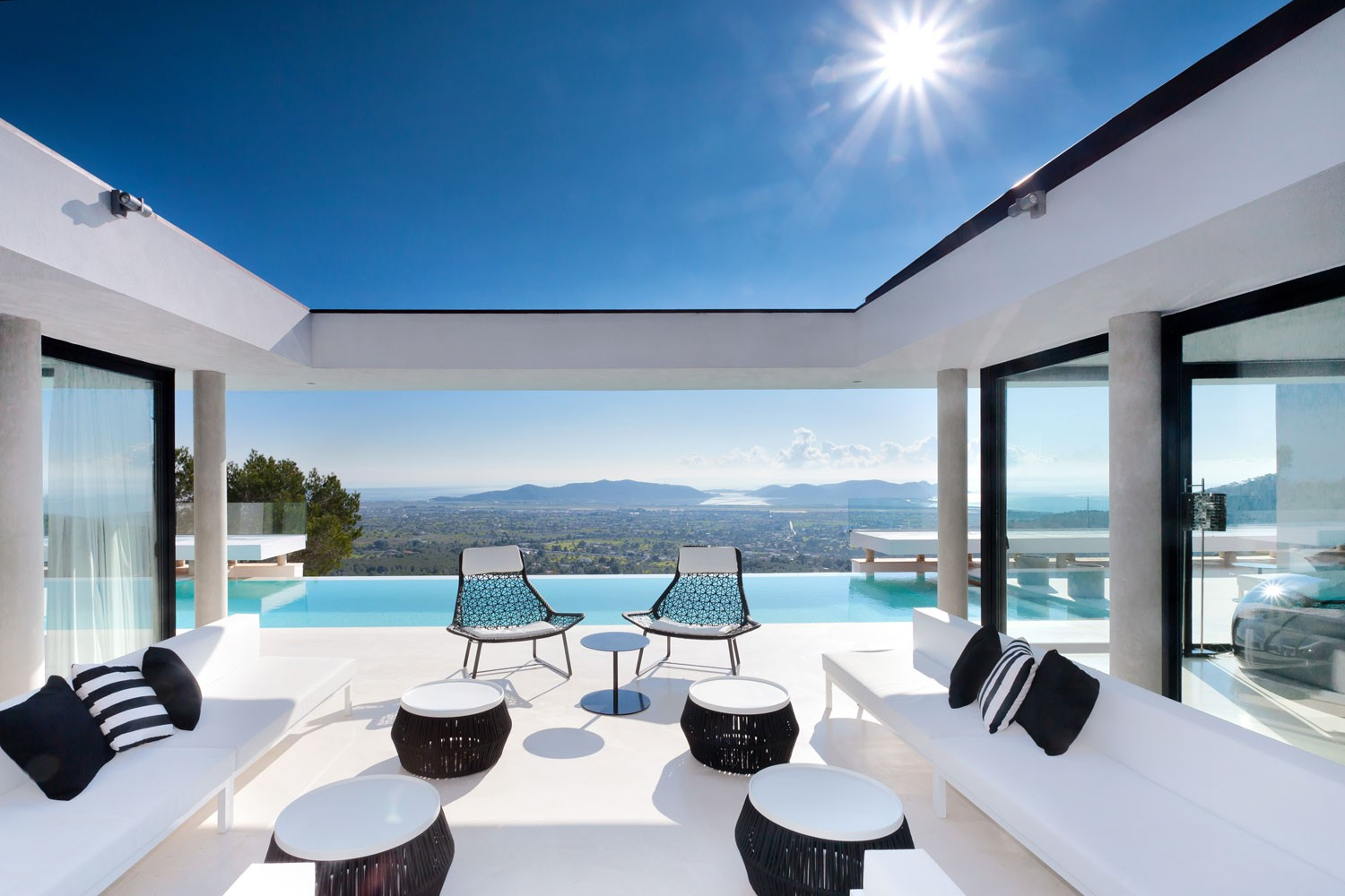 Villas to rent in Ibiza - Property Listing - Ibiza Selected