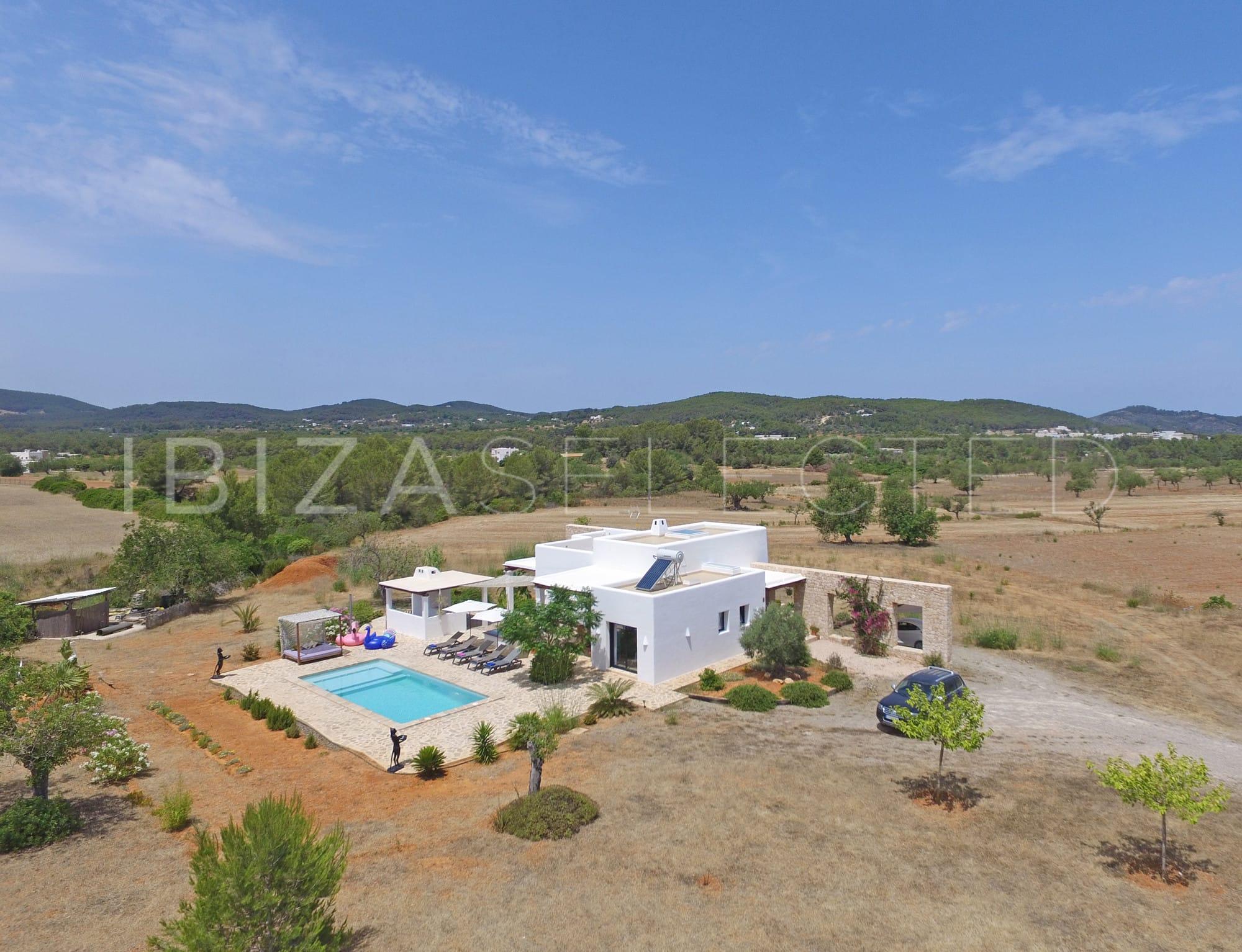 Außenküche Mit License : Mediterrane villa mit meerblick in la mola de sotheby s