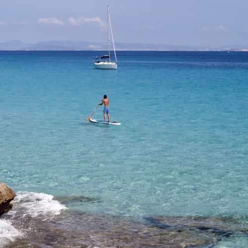 The perfect daytrip to Formentera