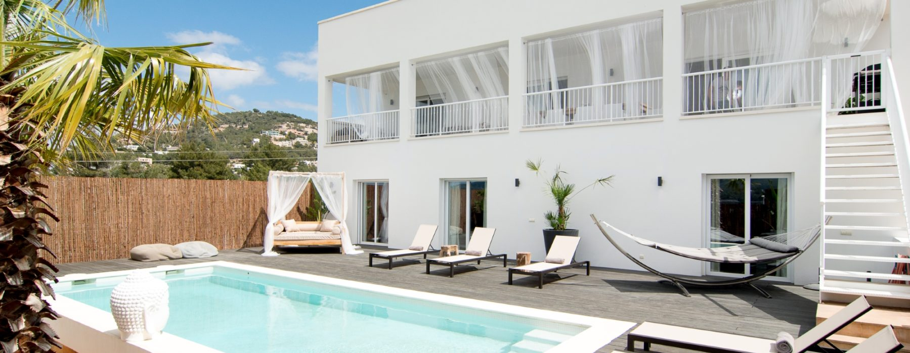 4 Bedroom Villa near Ibiza Town to rent